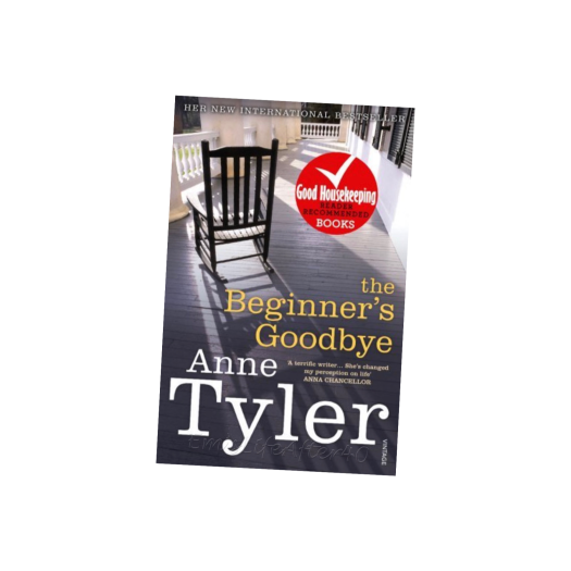 Anne Tyler The Beginner's Goodbye Book Cover